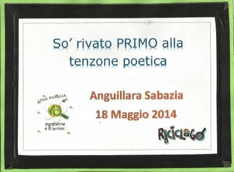 Primo Premio Riciclago